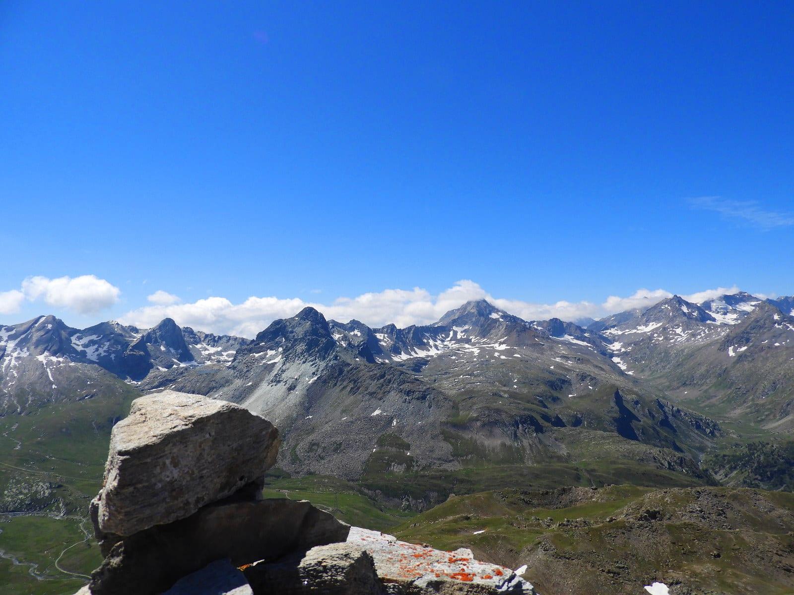 Gipfel Erlebnisse rund ums Aosta Tag