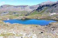 alpine Berglandschaften und tolle Seen