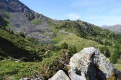 Bergseen laden zum verweilen ein
