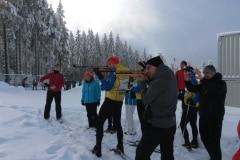 Biathlon in der Rhön