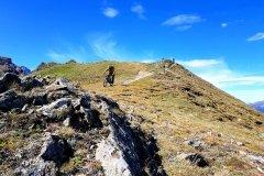 Trails absurfen im Vinschgau