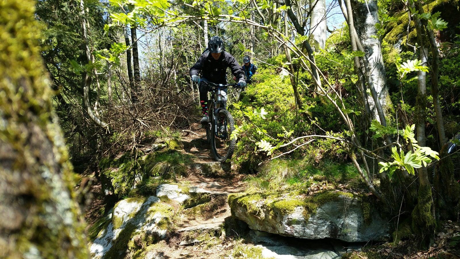 stabile Bikebeherschung in allen Lagen