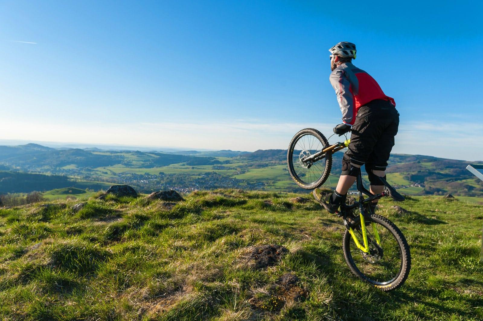 Bike Kontrolle erweitern