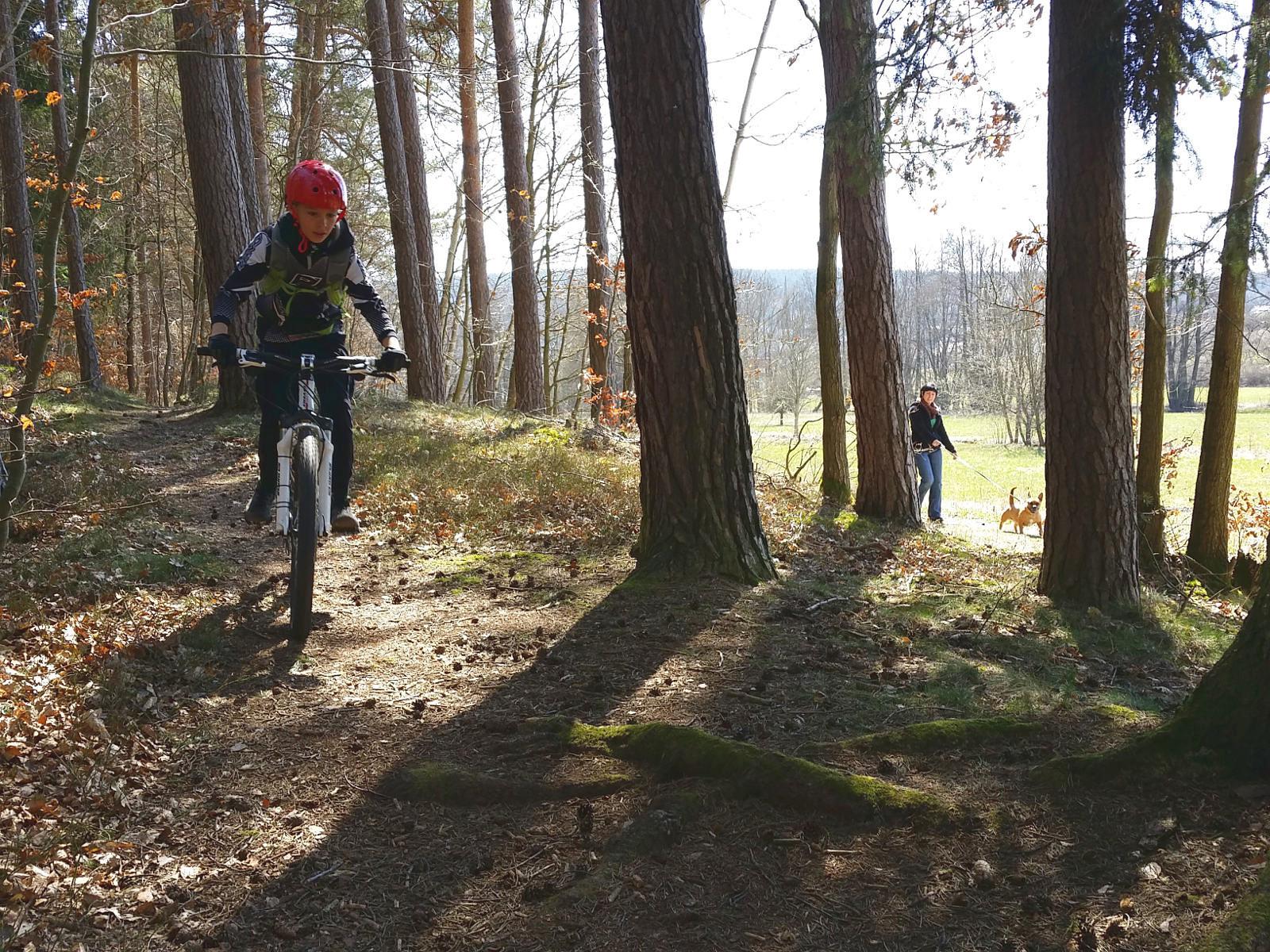 Trails für Kids