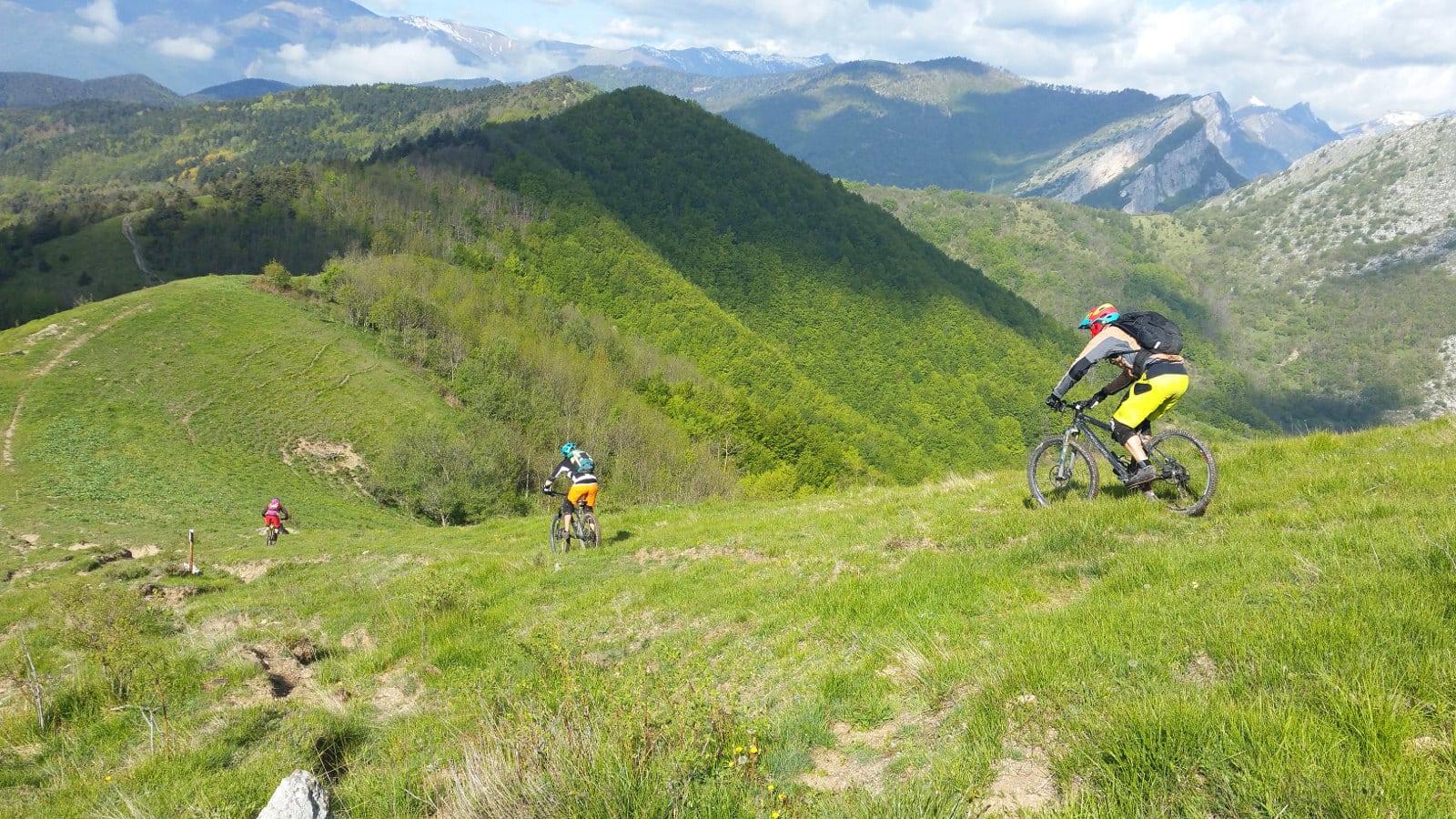 ein weiterer Trail in Ligurien