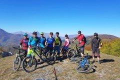 Mountainbike Trailcamp Ligurien