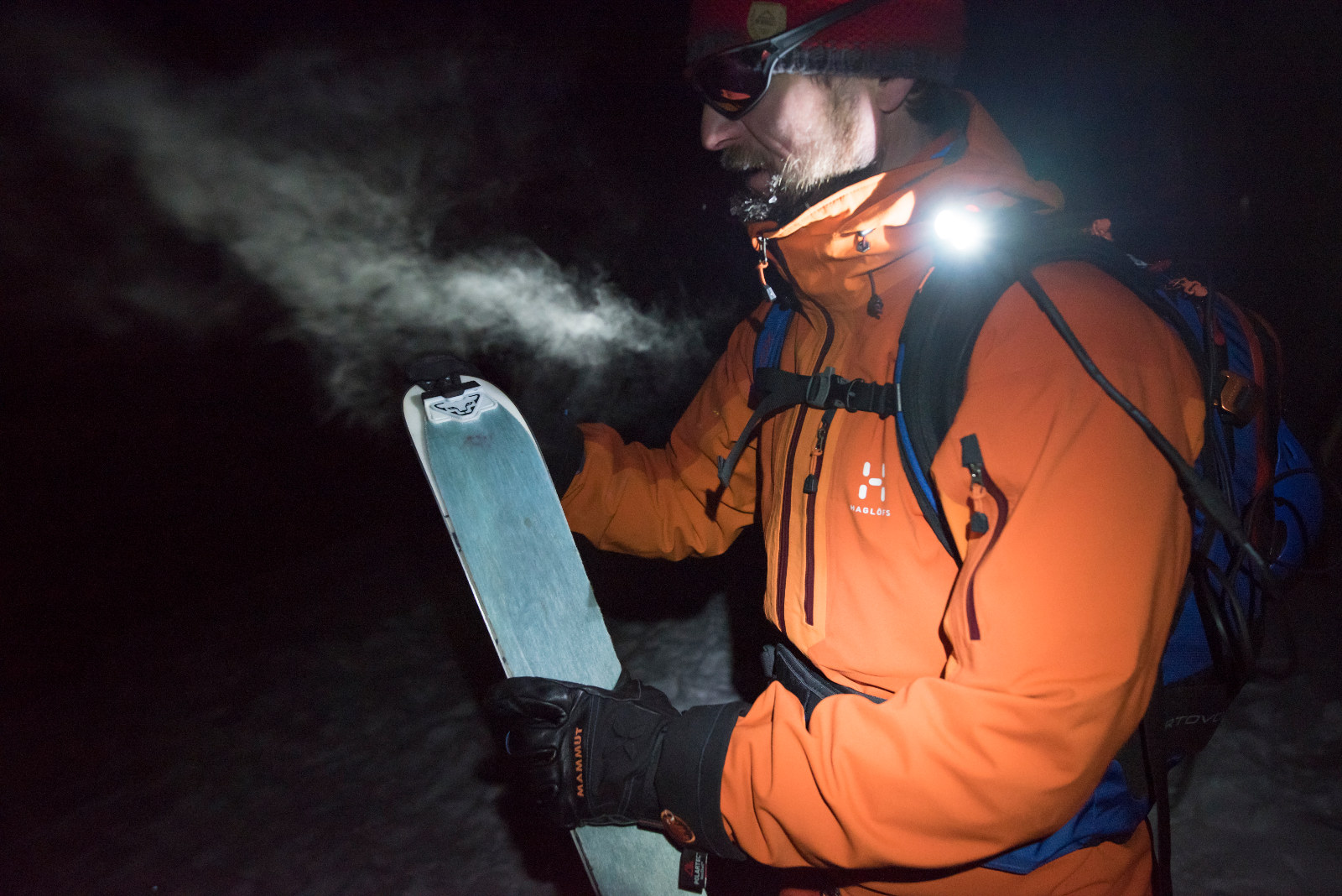 Nacht Skitour Rhön