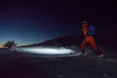 Nacht Skitour in der Rhön