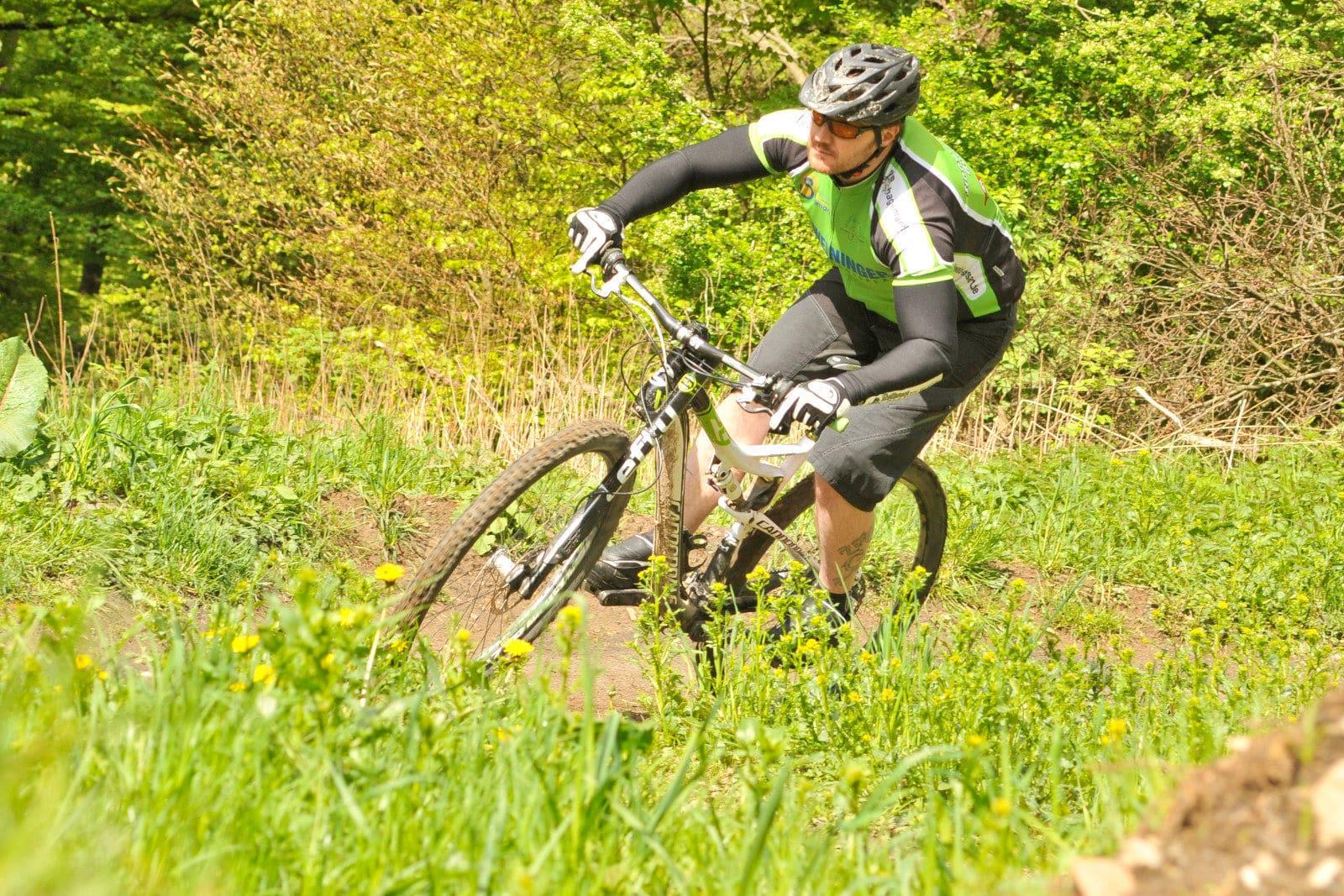 flowiges Trailfahren im Fahrtechnik Training