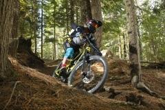 Mountainbike Training in der Rhön