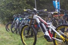 E-Mountainbike Privat Kurs in der Rhön