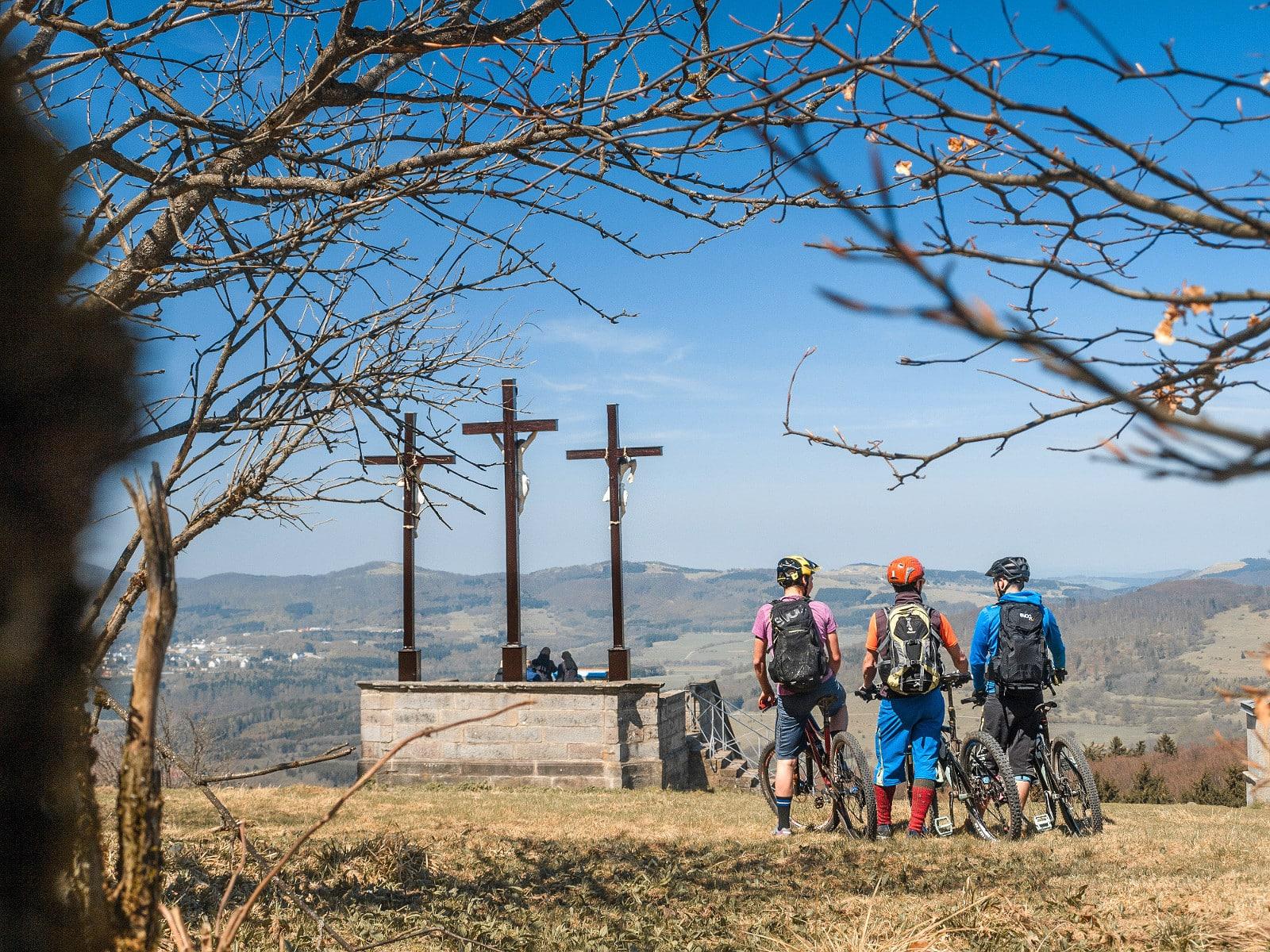 auf dem heiligen Berg der Franken