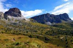 beste Panoramen in den Dolomiten