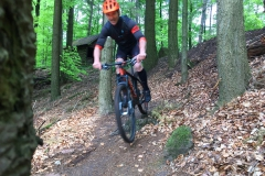 Mountainbike Tour in der Pfalz