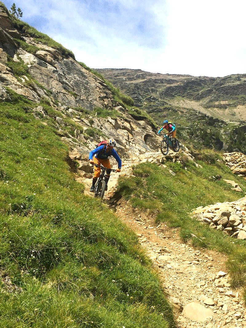 fantastische Trails im Valfurva