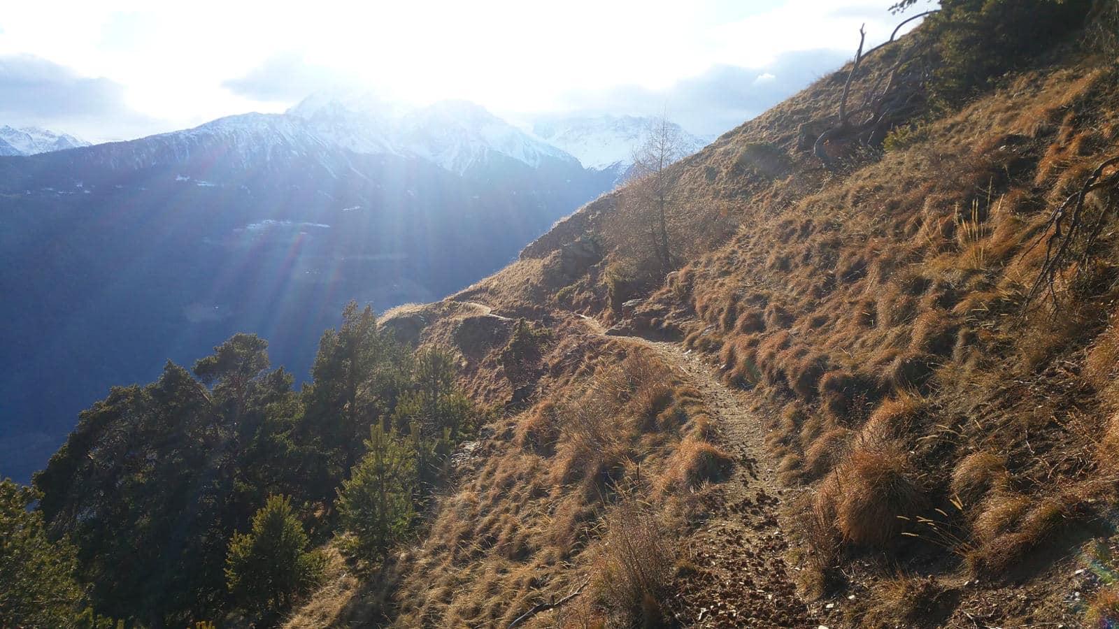 lange Panorama Trails