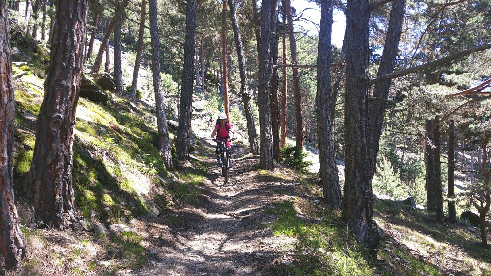 Trailride im Vinschgau