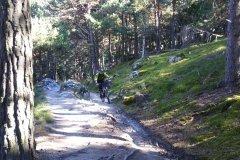Trailfun auf Waalwegen