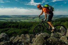 Balance Übungen für sichere Bike Beherschung