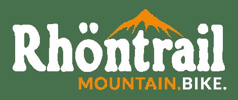 Mountainbike mit Rhöntrail